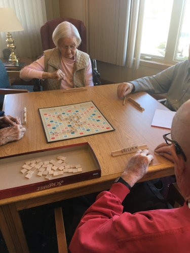 Scrabble Time