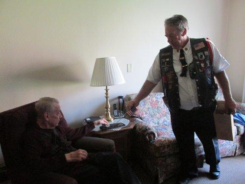 Veteran Visits