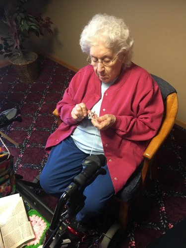 Knitting & Crochet Circle
