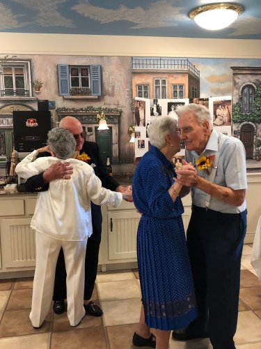 Love was everywhere when 6 of our couples renewed their wedding vows