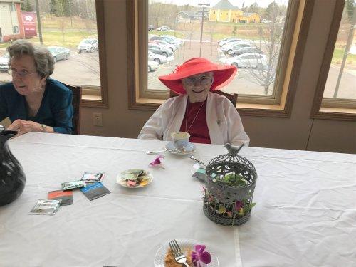 Ladies Tea Party with Jane!
