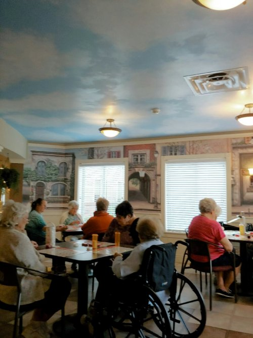 We had a full room for 'Mystery Prize Bingo' on 9/13/18!