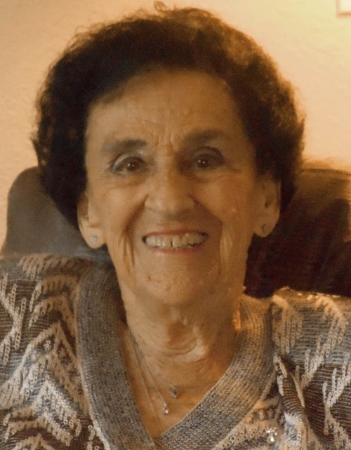 Evelyn enjoyed being our January Resident of the Month.