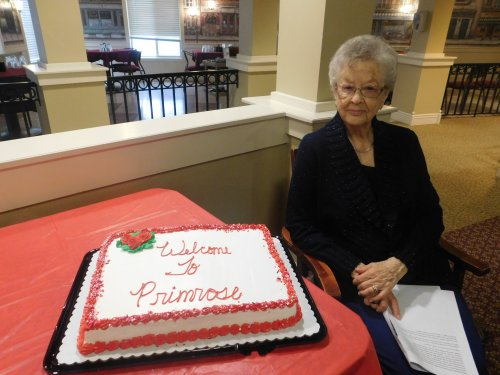 Welcome to our Primrose Family, Virginia!