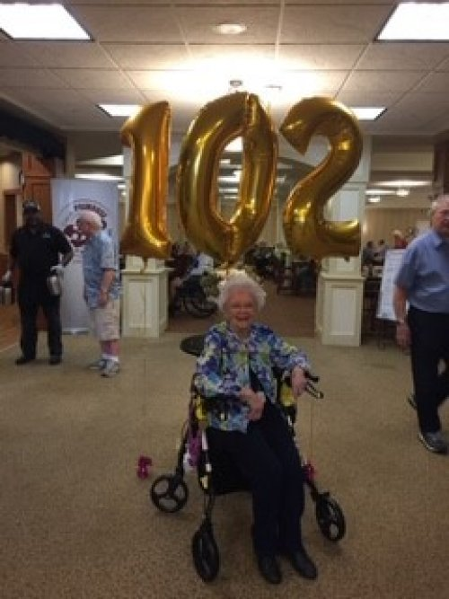 102 Never looked so good!