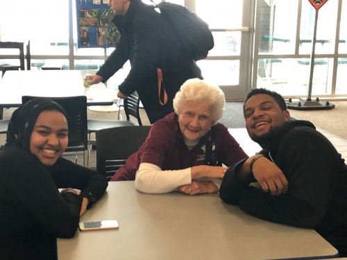 Random Acts Of Kindness at Maple Woods Community College