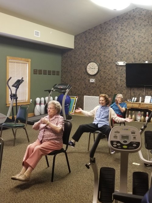movin' and grovin' with yoga