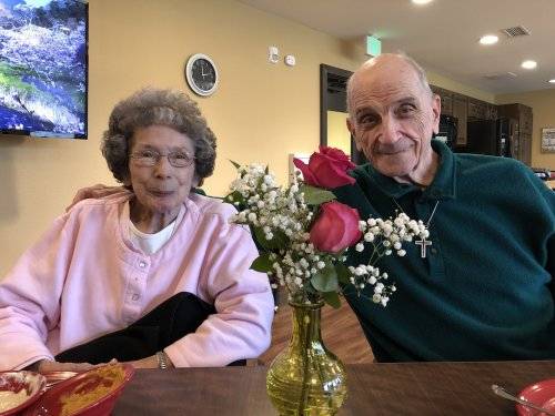 Boyd and Margie Celebrate 68 Years of marriage!