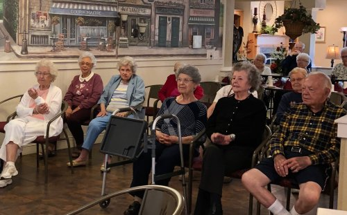 The Residents enjoyed listening to Turbo Accordions.