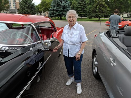 Norma P. says, 'THIS is MY car!'