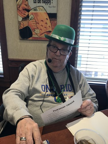 This is Dan the Trivia man doing some St. Pattys Day trivia