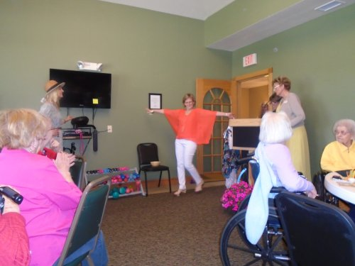 Mothers Day celebration style show