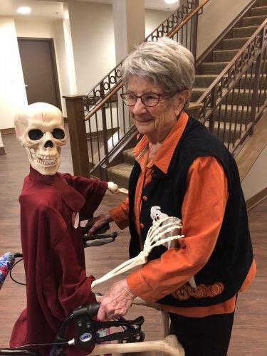 Pudge giving Bones a ride!
