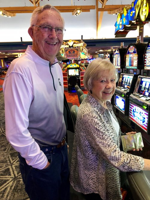 Great day out at the Casino