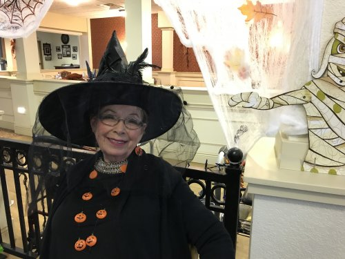 our little witch will cast her spell so laughter is part of our everyday life.