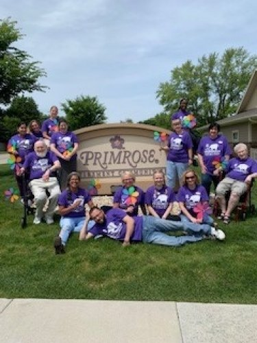 Celebrating the Longest Day of the year and Alzheimer's Awareness June 21, 2019