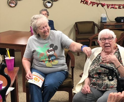 Root beer floats are a big hit.  Brings out the smiles for our residents.