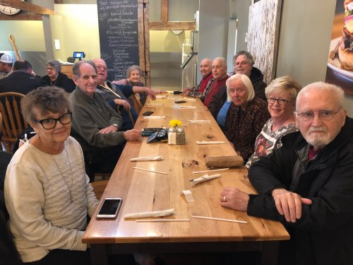 Primrose residents ventured to the Amish restaurant, The Wooden Spoon in Gentry, Arkansas for their weekly outing! Everyone enjoyed a delicious, comforting meal and of course lots of pie and cakes!