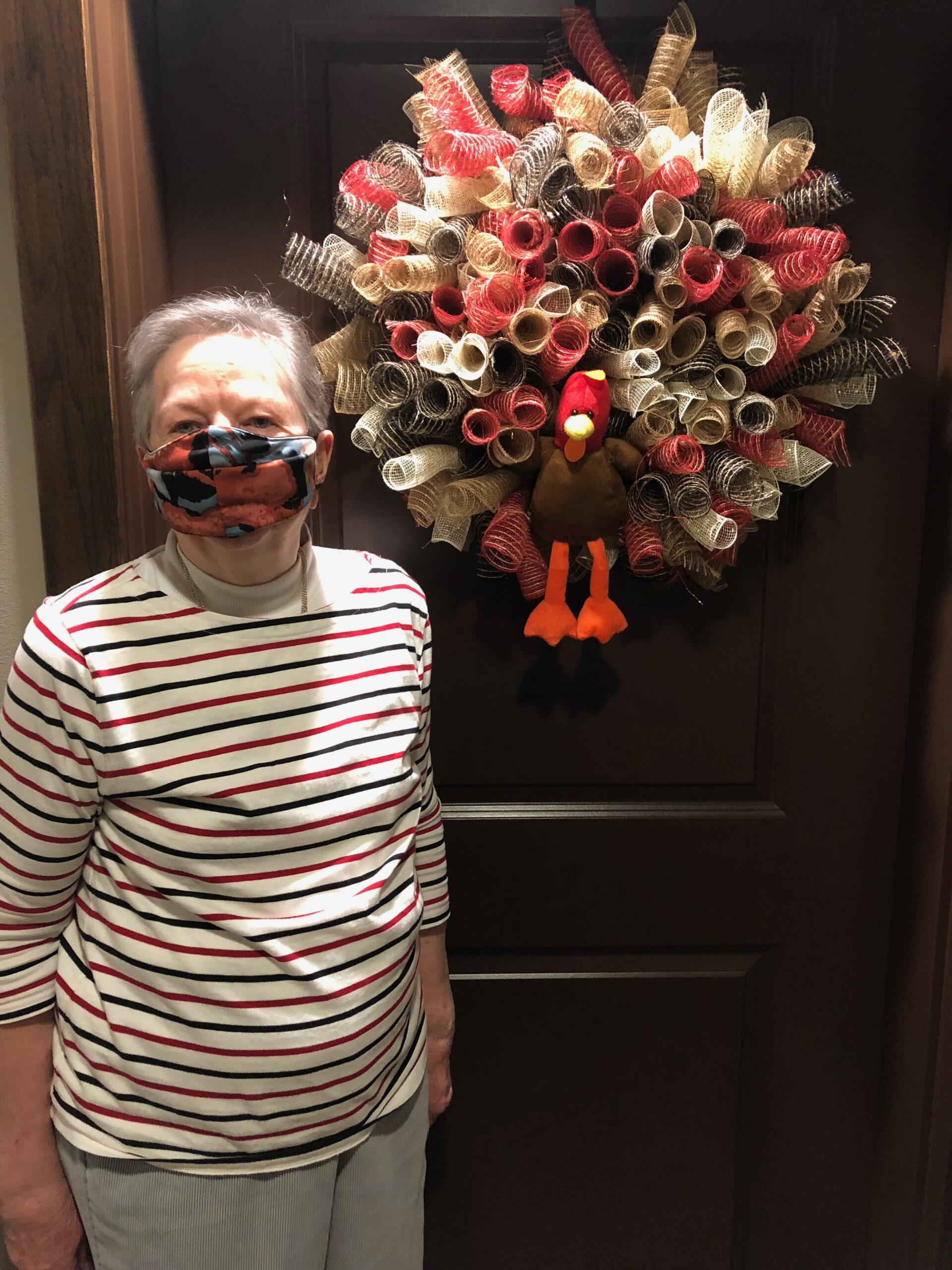 Primrose Holiday Decorating- Some residents enjoy decorating for the Fall season and some are ready for the Christmas season. Either way we keep it very festive always at Primrose!