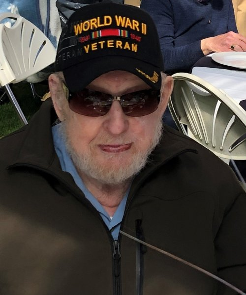 Fred S WWII Veteran