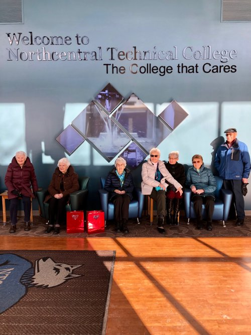 Random Acts Of Kindness at North Central Technical College