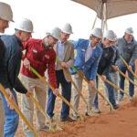 Groundbreaking ceremony for Primrose Retirement Community of Lubbock, Texas.